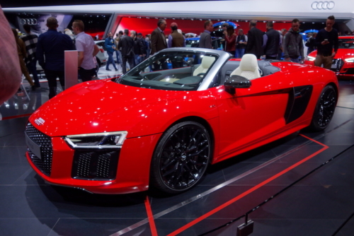 Genfer Auto-Salon 2017